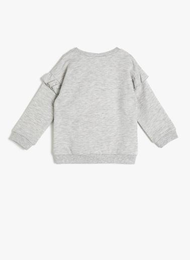 Koton Kids %50 Pamuk, %50 Polyester Beyaz